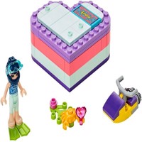 LEGO Friends  Emmas Summer Heart Box 41385