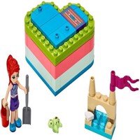 LEGO Friends  Mias Summer Heart Box 41388