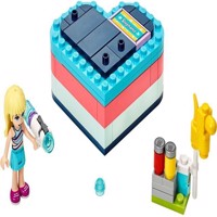 LEGO Friends  Stephanies Summer Heart 41386