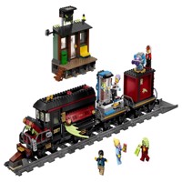 Lego Hidden Side Ghost Train Express 70424