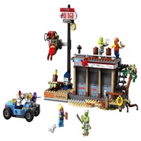 Lego Hidden Side Shrimp Shack Attack 70422