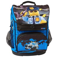 LEGO - Maxi School Bag Set (2 pcs) - CITY - Police Cop