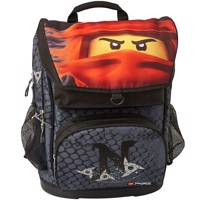LEGO - Maxi School Bag Set (2 pcs) - Ninjago - Kai of Fire