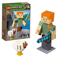 LEGO Minecraft 21149 BigFig Alex with Chicken