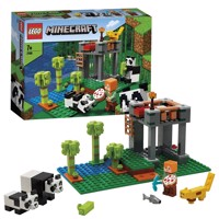 LEGO Minecraft 21158 The Panda Stay