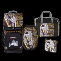 Lego Ninjago Cole Optimo Schoolbag Set