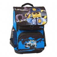LEGO - Optimo School Bag Set (2 pcs) - CITY - Police Cop
