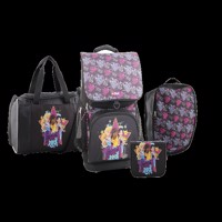 Lego schoolbag optimo friends girls rock 4 pcs