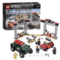 LEGO Speed Champions 75894 Mini Cooper S Rally 1967 and 2018