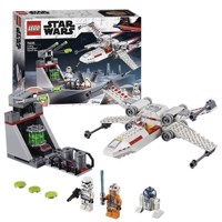 LEGO Star Wars 75235 XWing Starfighter Trench Run