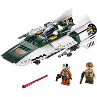 Lego 75248 starwars resistance a wing starfighter