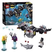 LEGO Super Heroes 76116 Batman Bat Submarine and the Onderwate