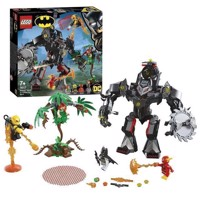 LEGO Super Heroes 76117 Batman Mecha vs Poison Ivy Mecha