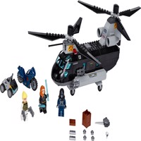 LEGO Super Heroes - Black Widow's Helicopter Chase (76162)