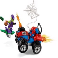 LEGO Super Heroes  SpiderMan Car Chase (76133)