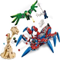 LEGO Super Heroes  SpiderMans Spider Crawler (76114)
