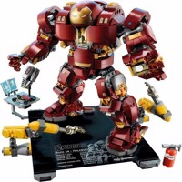 LEGO Super Heroes  The Hulkbuster Ultron Edition (76105)