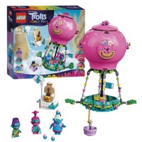 LEGO Trolls 41252 Poppys Hot Air Balloon Adventure