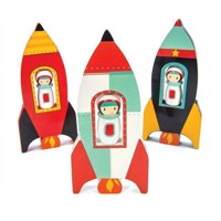 Le Toy Van Rocket Spinner