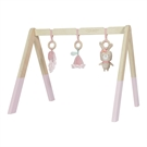 Little Dutch Babygym With Toys Pink