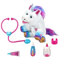 Little live pets rain glow unicorn vet kit