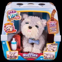 Little live pets your dream puppy ruffles
