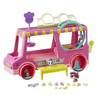 Littlest Pet - Shop Tr'eats Truck