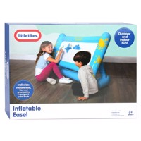 Little tikes inflatable blackboard