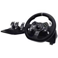 Logitech  G920 Driving Force Racing Wheel For PC  XB1 - PC
