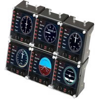 Logitech  G Saitek Pro Flight Instrument Panel - PC