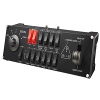 Logitech  G Saitek Pro Flight Switch Panel - PC
