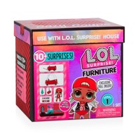 LOL surprise furniture pack cozy coupe and mc swag