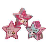 LOL Surprise Stars 3Pack Medium  Set 2