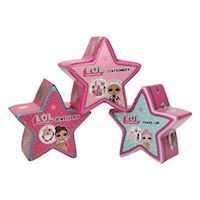 LOL Surprise Stars 3Pack Medium  Set 5