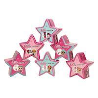 LOL Surprise Stars 6Pack  Set 3