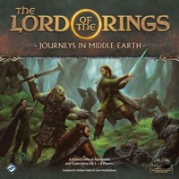 Lord of The Rings  Journeys In MiddleEarth  Boardgame English FJME01