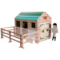 Lottie Pony Club Horse stable