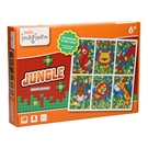 Ludos Pixel by Number Starter Set  Jungle, 1250st