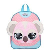Lulupop amp The Cutiepies Magical Fur Backpack  Koala