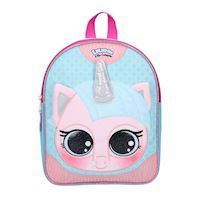 Lulupop amp The Cutiepies Magical Fur Backpack  Unicorn