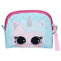 Lulupop amp The Cutiepies Magical Fur Wallet  Unicorn