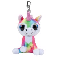 Lumo Stars Keychain  Unicorn Dream