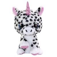 Lumo Stars Plush Toy  Unicorn Pilkku, 15 cm