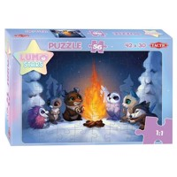 Lumo Stars Puzzle  By the Fire, 56st