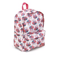 Luxury backpack flamingos