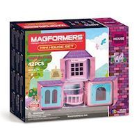 Magformers Mini House Set, 42dlg.