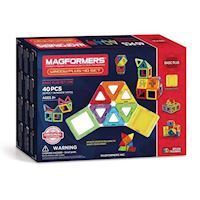 Magformers Window Plus Sæt, 40 dele