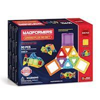 Magformers Window Plus Sæt, 50 dele