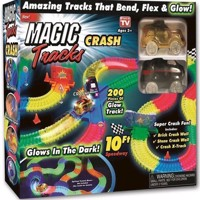 Magic Tracks - Crash Set
