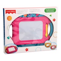 Magnetic Drawing Board L  Blue  Pink